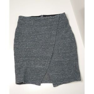 Loft | Grey Skirt